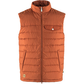 Fjällräven Greenland Down Liner Vest Men autumn leaf